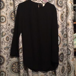 Black Tunic tip from H&M